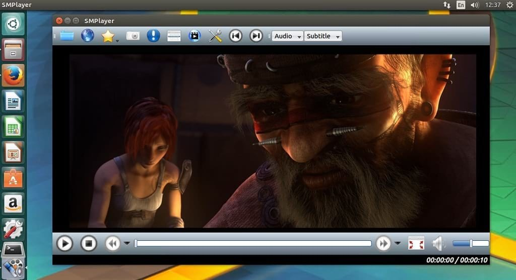 SMPlayer Media Player