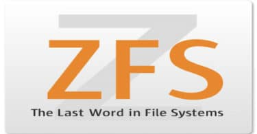 ZFS Filesystem Logo